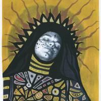 Self-Portrait 23 Fall 1998 Art Prints & Posters by jschmeling