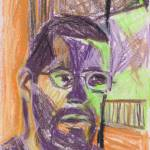 """self-portrait 37"" by DGardner"