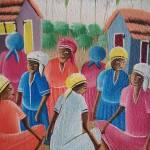 """""""Ladies of Pierre People 029"""" by pierreartgallery"""