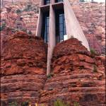 """Chapel of the Holy Cross - Sedona, Arizona"" by Wilford"