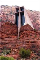 Chapel of the Holy Cross - Sedona, Arizona