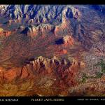 """Sedona Arizona Fine Art Poster"" by lightningman"