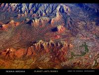 Sedona Arizona Fine Art Poster
