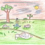 """""""Weeping Shepherd"""" by tamajongphilip"""