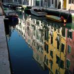 """Colors of Venetian Reflections"" by DonnaCorless"