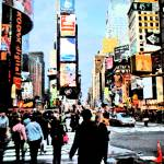 """""""45th_Street_and_Times_Square"""" by JoshuaMcDonald"""