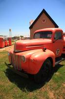 Route 66 Truck and Gas Station