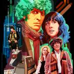 """Doctor Who Number Seven"" by garthglazier"