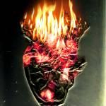 """Fire, Walk With Me"" by Arachnea"