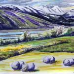 """Adaldalur Valley, Iceland"" by BarbaraPommerenke"