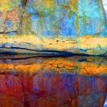 """Abstract Reflection"" by Dullinger"