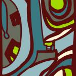 """Mantle Time Piece"" by ktatum"