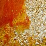 """""Orange, Gold and White Texture"""" by AlexandraZloto"