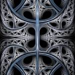 """Skeletal Hall"" by liz-molnar"