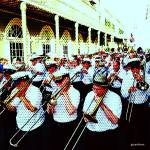 """New Orleans Second Line Pixel"" by gburnthorn"