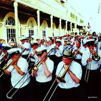 New Orleans Second Line Pixel