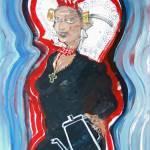 """""""Zeeuws Meisje"""" by JHSvisualartist"""