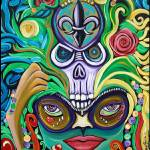 """Mardi Gras Magic"" by ArtPrints"