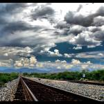 """Monsoon Sky. Benson, Arizona"" by jillnjer"