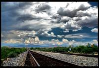 Monsoon Sky. Benson, Arizona
