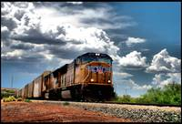 Union Pacific. Benson, Arizona
