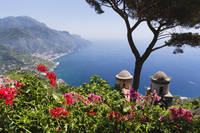 Amalfi Coast Vista at Ravello