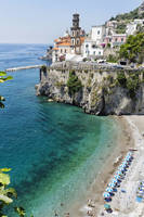 Beach at the Amalfi Coast