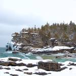 """Winter at Bruce Peninsula"" by PeterEbyPhotography"