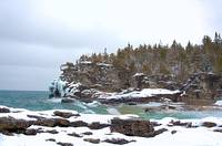 Winter at Bruce Peninsula