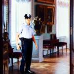 """""""On Duty from The Watchman's Loneliness series"""" by ArtGraeco"""