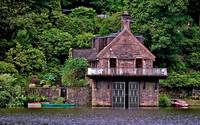 Rudyard Lake Boathouse