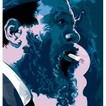 """Thelonious Monk"" by garthglazier"