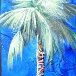 """""Blue Nile"" Palm Tree"" by KAbrahamson"