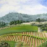 """Wine Country"" by marypalmer"