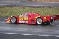 Big Red Le Mans