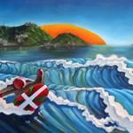 """Euskadi Surfer"" by olonguet"