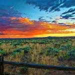 """""""Taos sunset IX"""" by TaosFineArtPhotography"""