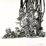 """""""the Machine"""" by jameskeatingart"""