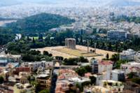 Athens - Greece Miniature