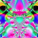 """""""Alien Eyes Fractal"""" by meganrenehoover"""