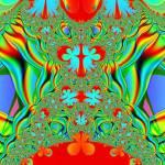 """""""La grange colorful fractal"""" by meganrenehoover"""