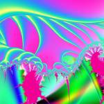 """colorful wave"" by meganrenehoover"