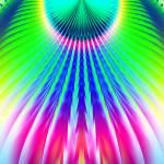 """""""rainbow waves"""" by meganrenehoover"""