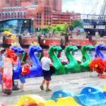 """Dragon Boat Baltimore MD"" by susansartgallery"