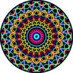"""Mandala 003"" by Atomsplitter"