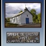 """Sangre de Cristo Chapel"" by Wilford"
