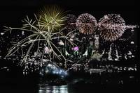 New York and Boston combine on the 4th of July