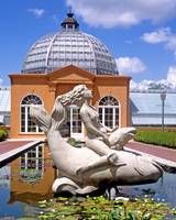 New Orleans Botanical Garden 1