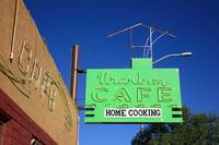 Route 66 - Uranium Cafe