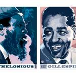 """Jazz Portrait Series"" by garthglazier"